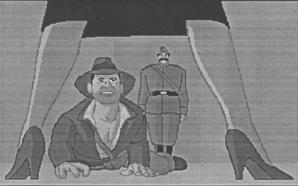 Ve zrušené adventuře od LucasArts měl Indiana Jones pátrat po Kameni mudrců 127543