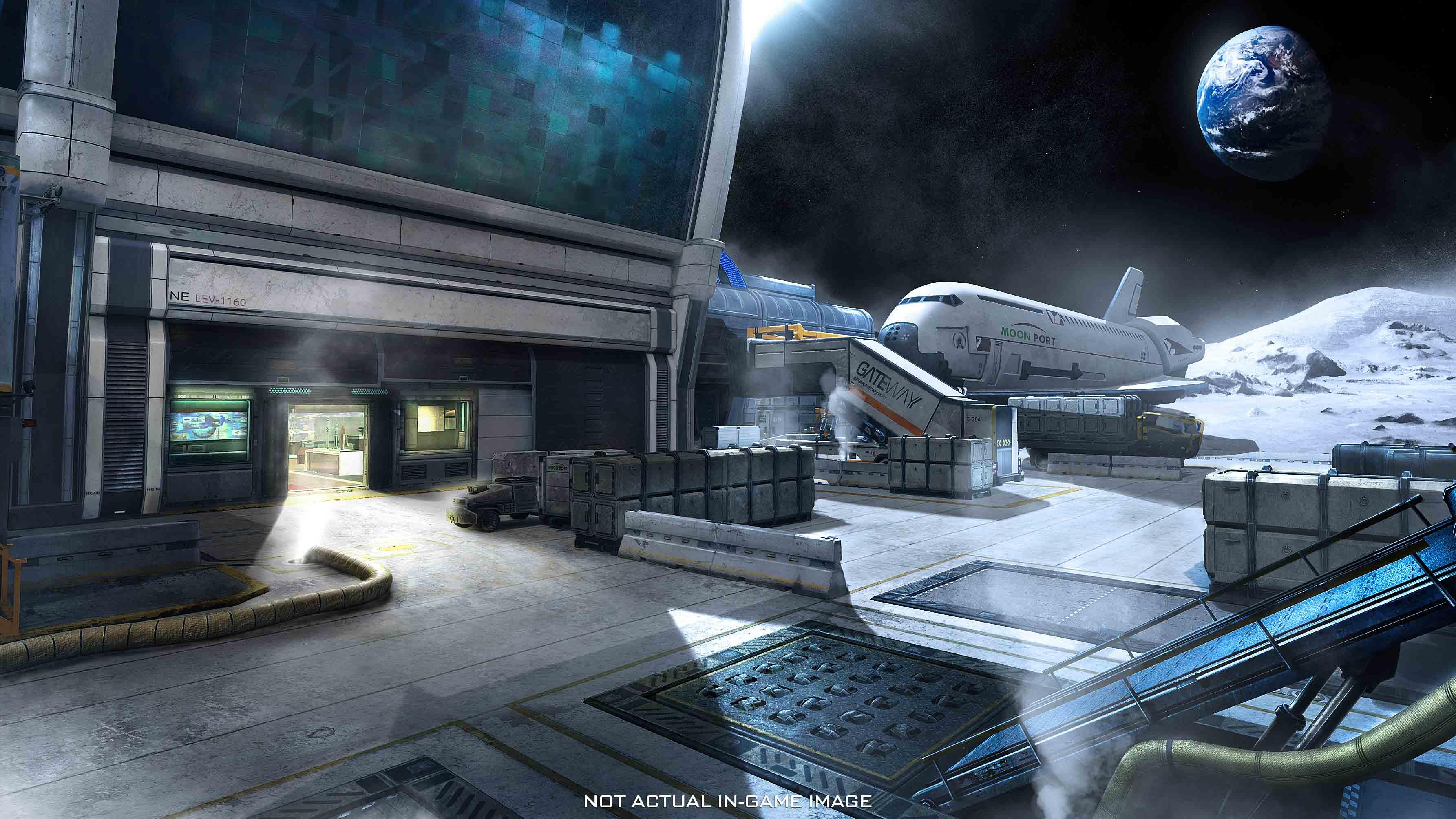 Pavoučí roboti a masivní bitvy v Call of Duty: Infinite Warfare 127553