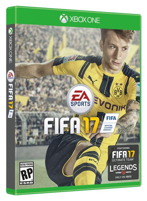 Hvězdou FIFA 17 je Marco Reus 127555