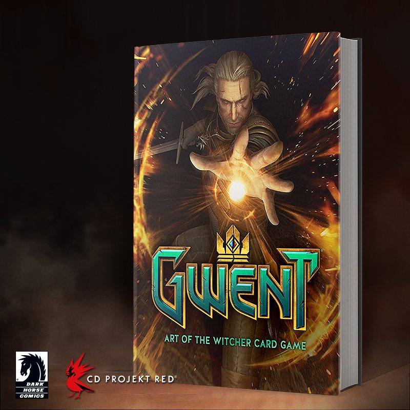 Gwent: The Witcher Card Game doplní artbook a busta Geralta 127566