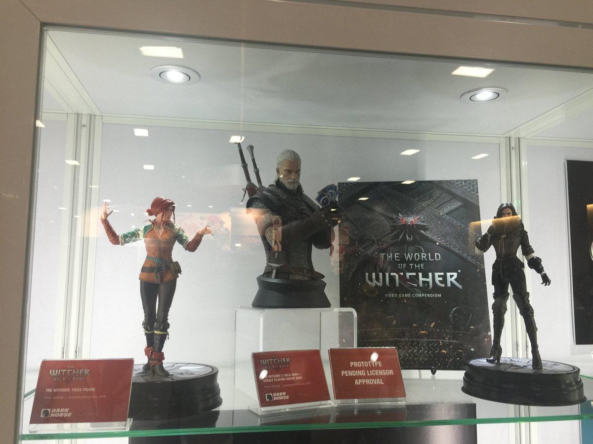 Gwent: The Witcher Card Game doplní artbook a busta Geralta 127567