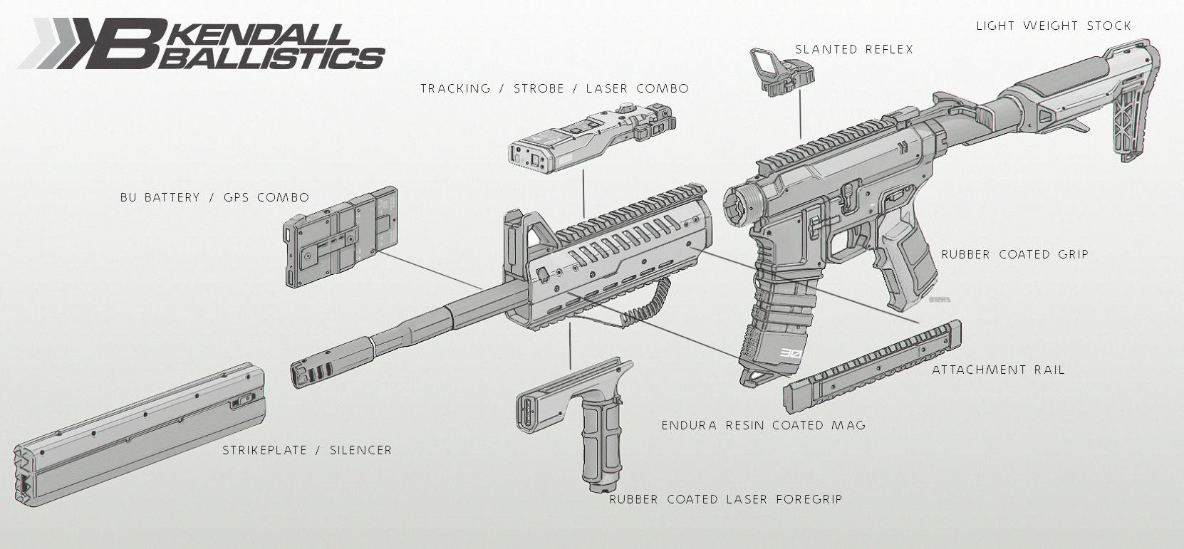 Call of Duty: Infinite Warfare nabídne nejvíce zbraní z celé série 127662