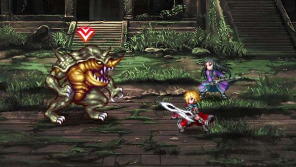 Mobius Final Fantasy v prvním anglickém traileru 127679