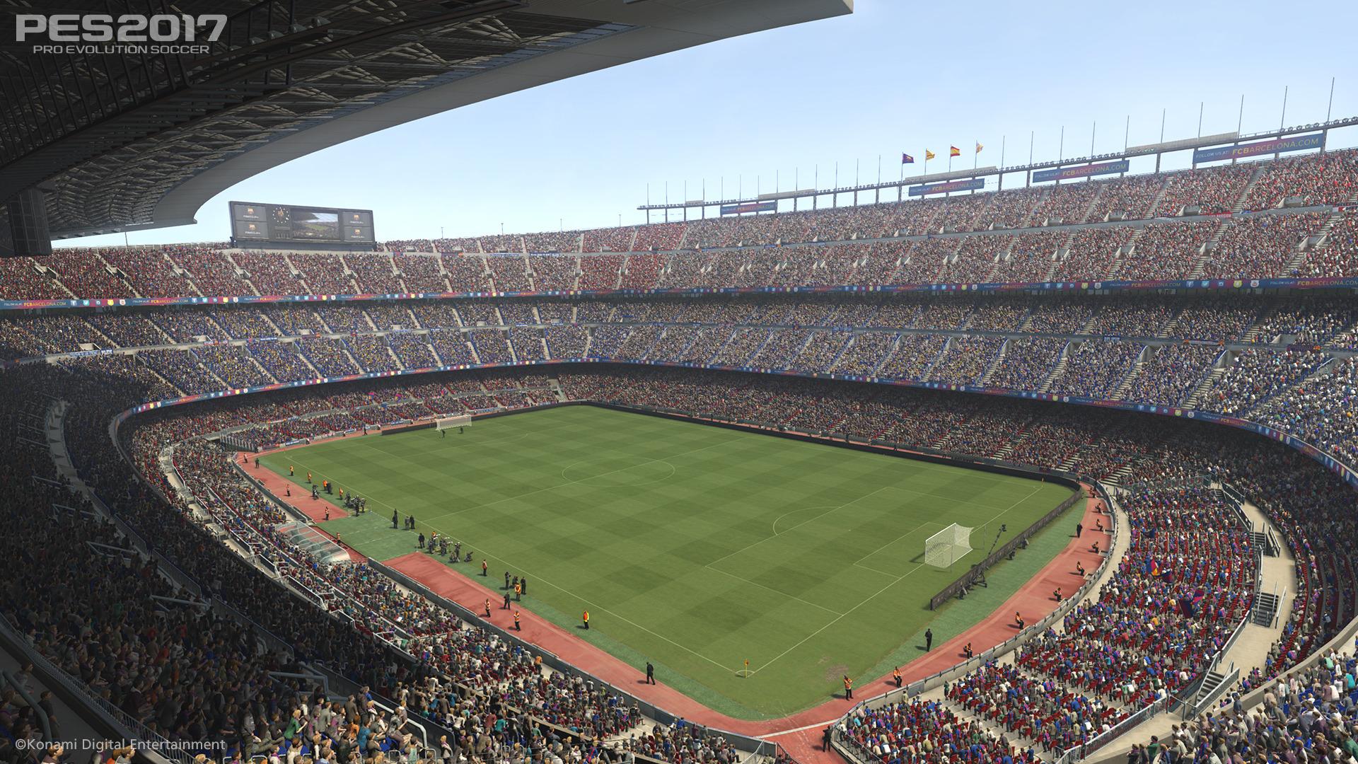 Hráči Barcelony hvězdami PES 2017 127692