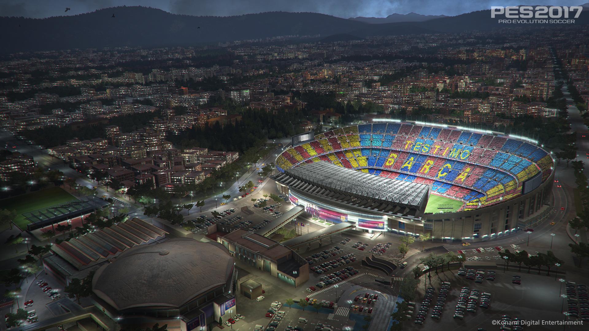 Hráči Barcelony hvězdami PES 2017 127697