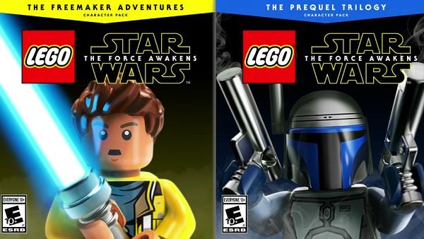 The Prequel Trilogy Character Pack pro LEGO Star Wars přivede zpět staré známé 127704