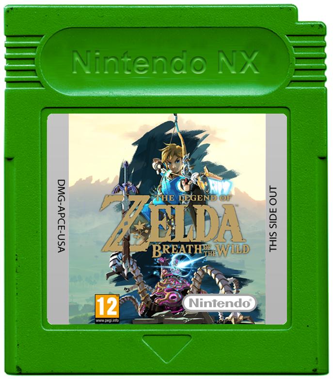 Konzole Nintendo NX má být přenosná a využít kazetky 127706