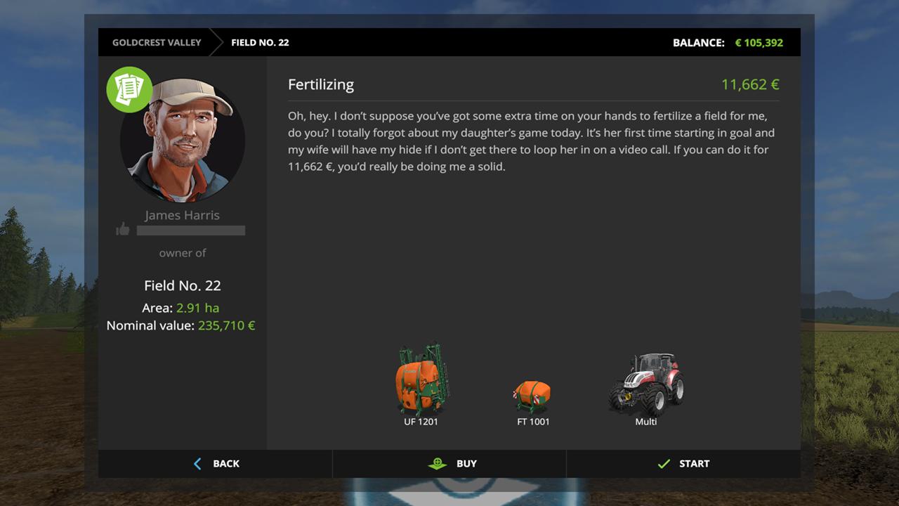 Nový systém misí ve Farming Simulatoru 17 127723