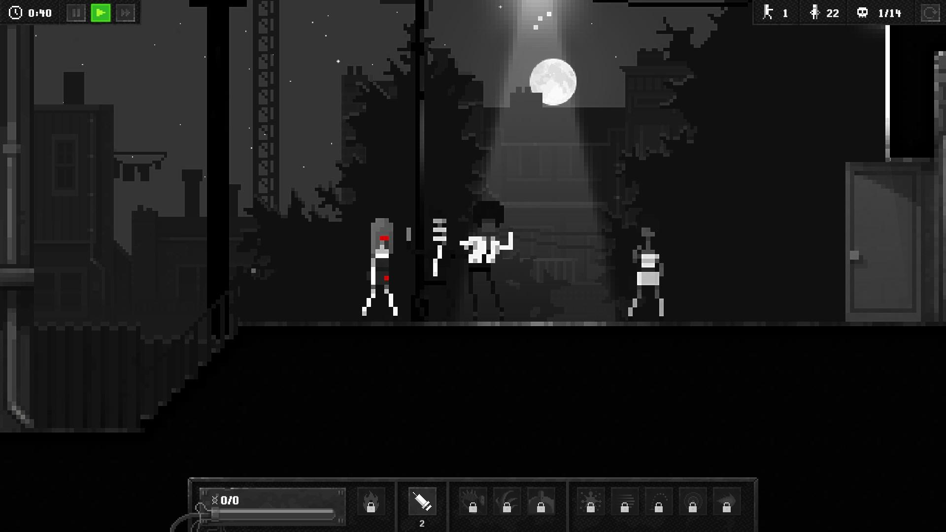 V Zombie Night Terror jste vůdcem nemrtvé invaze 127852