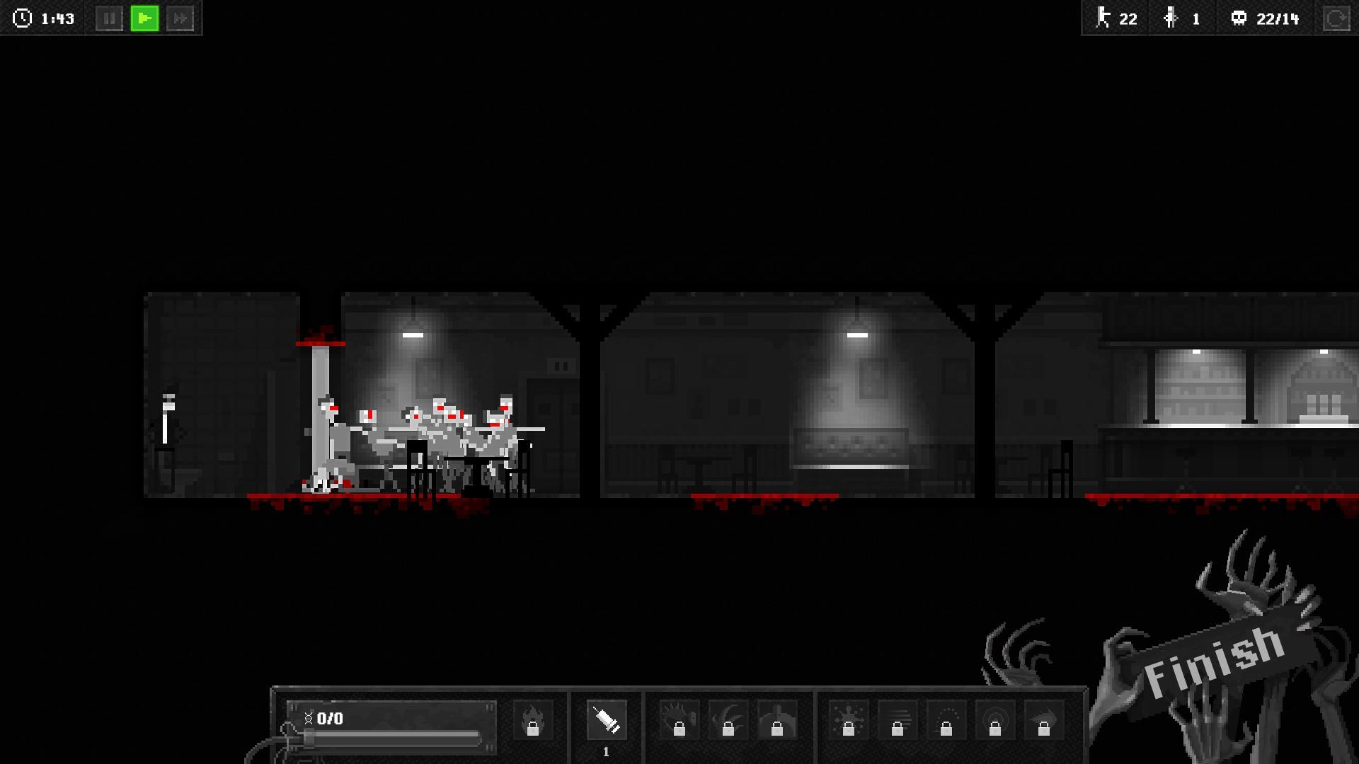 V Zombie Night Terror jste vůdcem nemrtvé invaze 127855