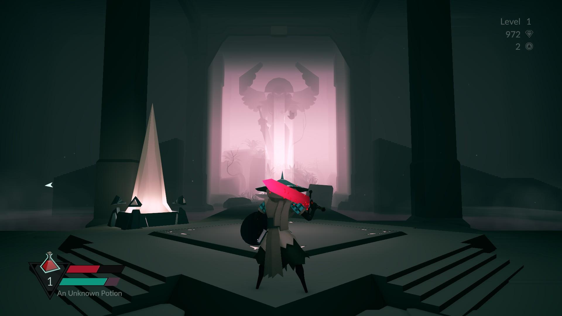 Necropolis je Dark Souls pro chudé 127956
