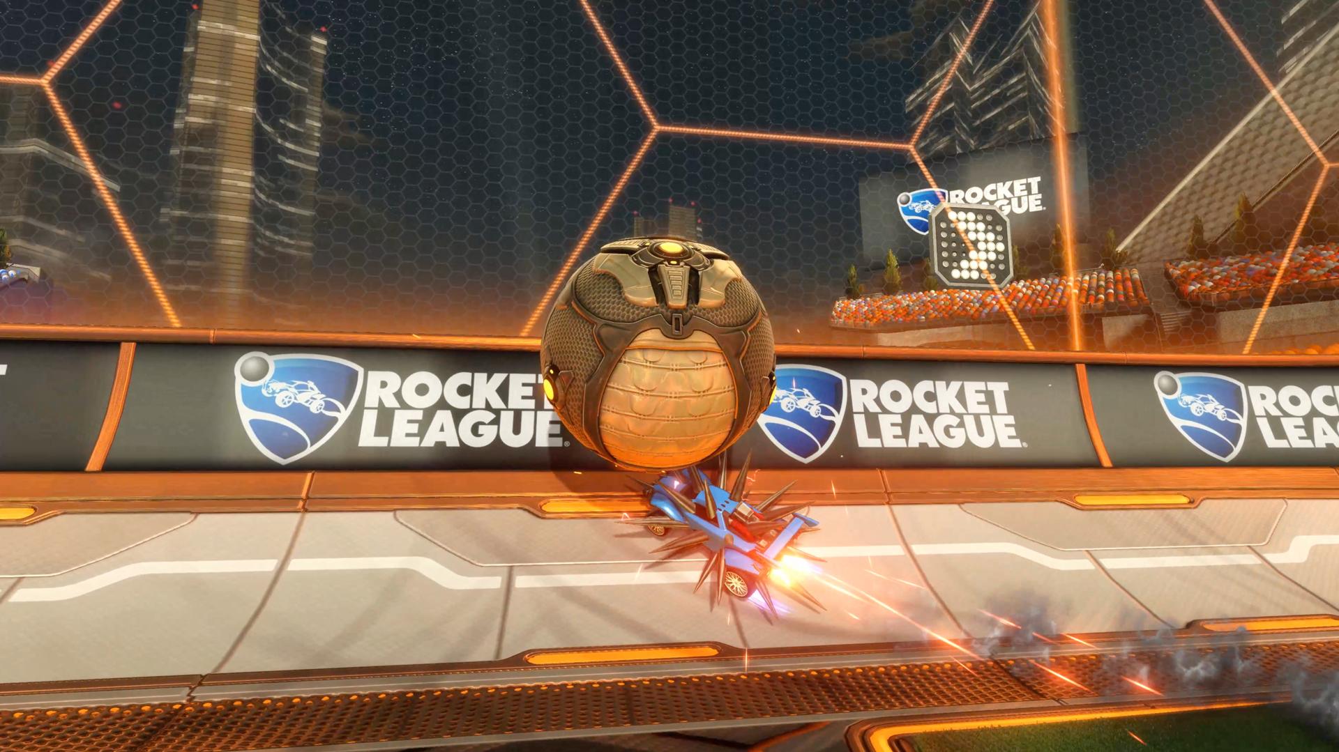 Rocket League dostane herní mód Rumble, který obsahuje power-upy 128169