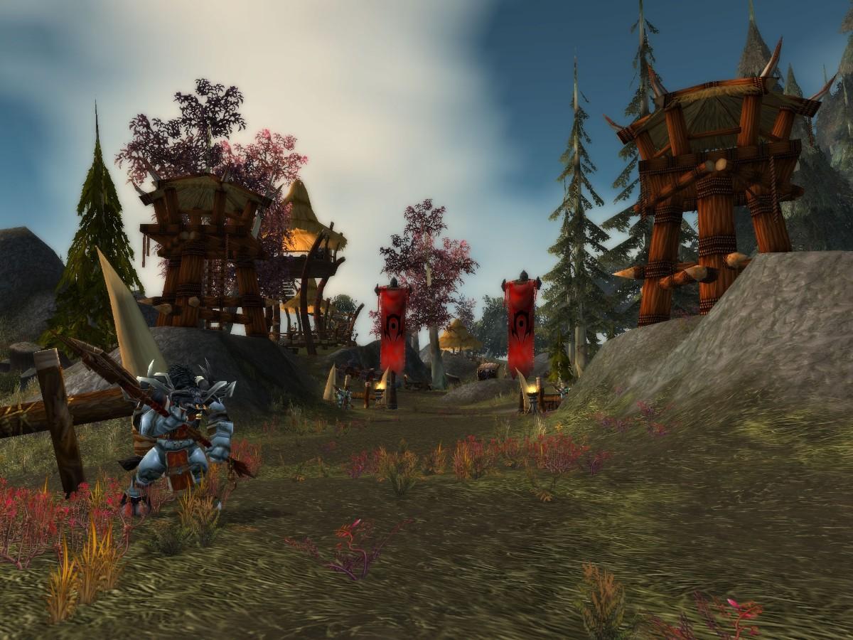 World of WarCraft: Cataclysm - přídavek s apokalypsou 12817