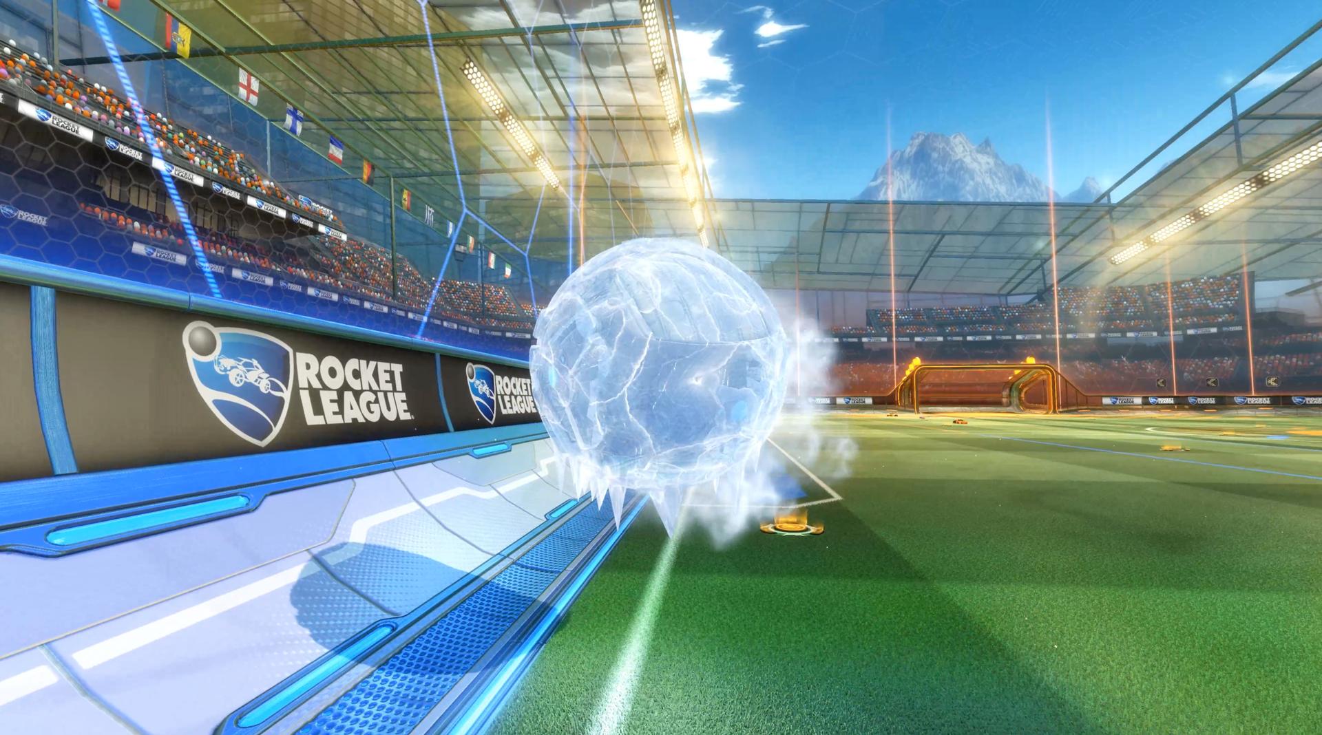 Rocket League dostane herní mód Rumble, který obsahuje power-upy 128170