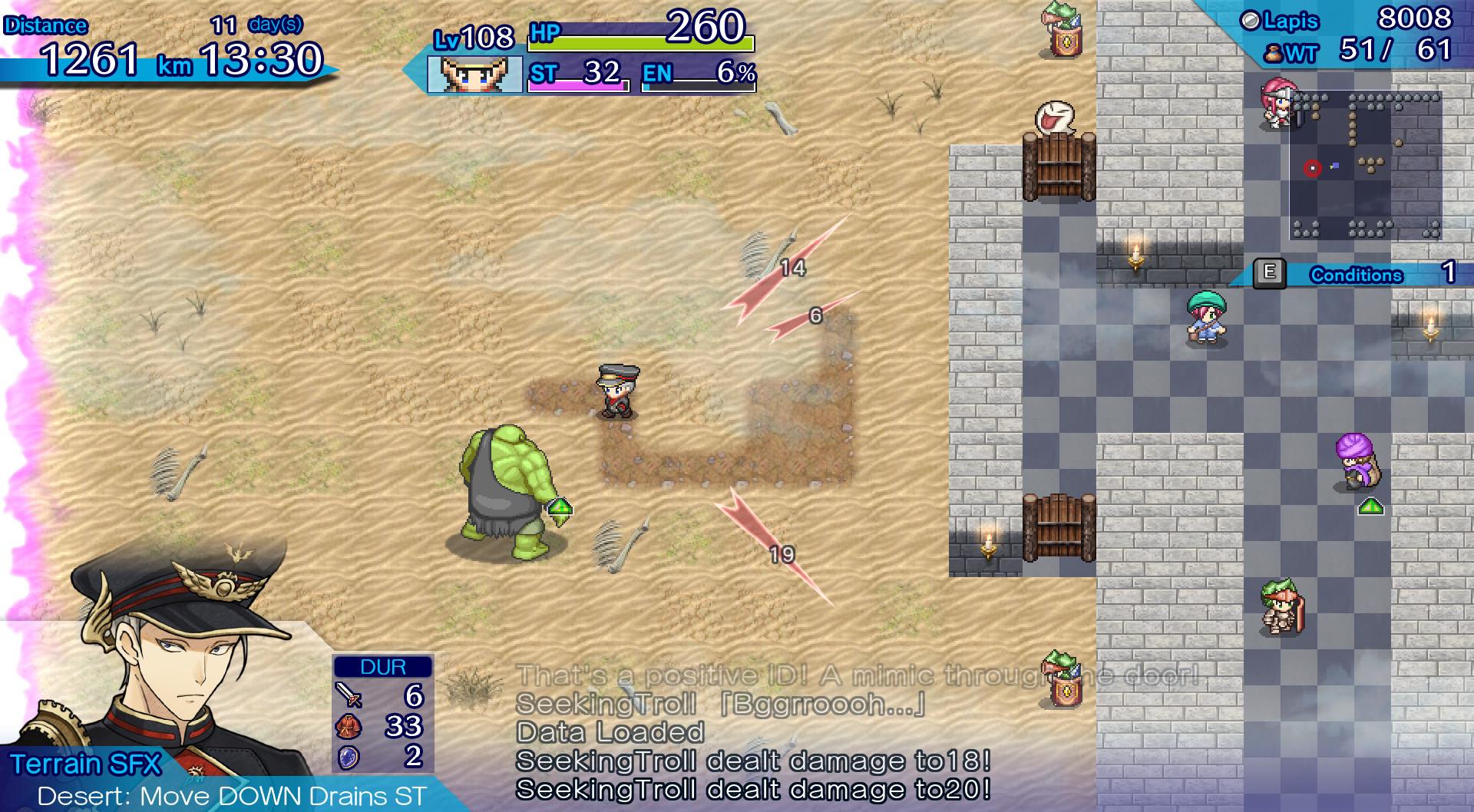 Mystery Chronicle: One Way Heroics vyjde 13. září na PC 128176