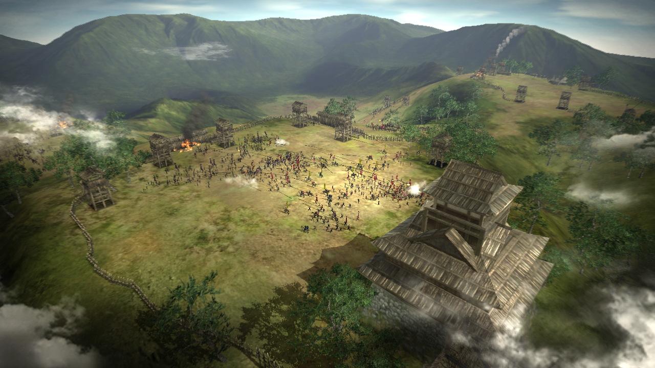 Nobunaga's Ambition: Sphere of Influence vám prověří mozkové závity v říjnu 128200