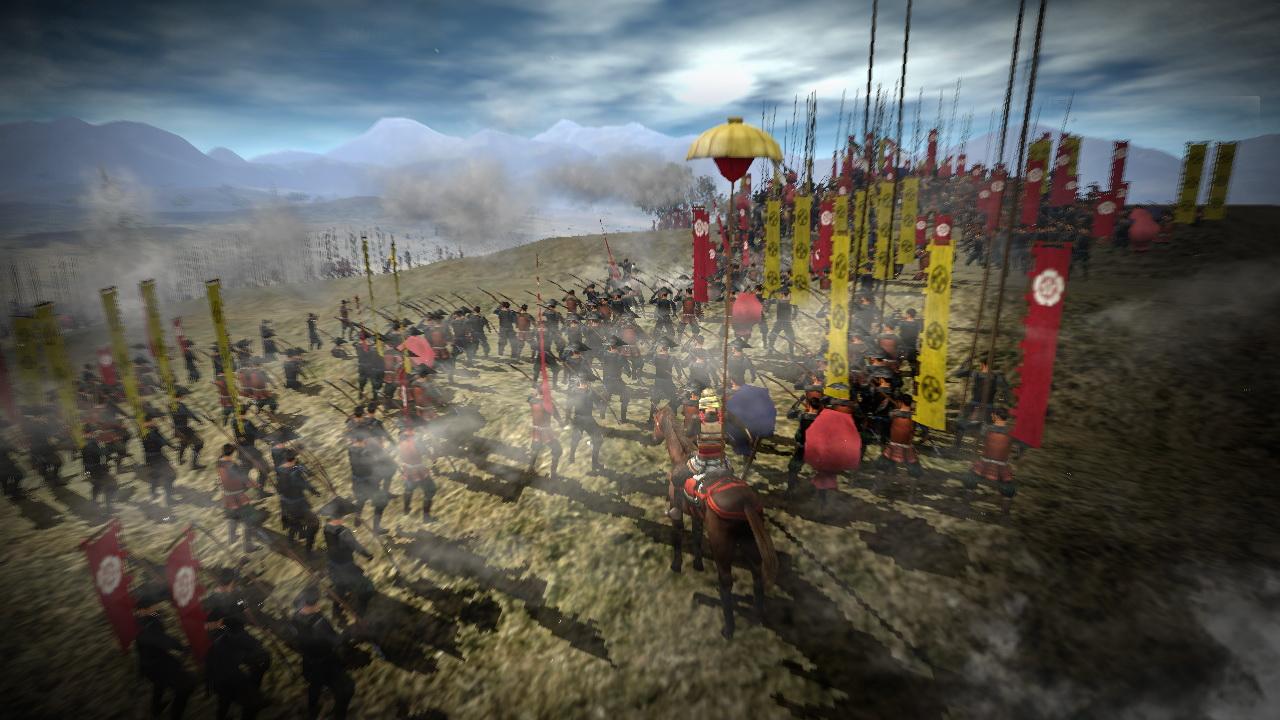 Nobunaga's Ambition: Sphere of Influence vám prověří mozkové závity v říjnu 128202