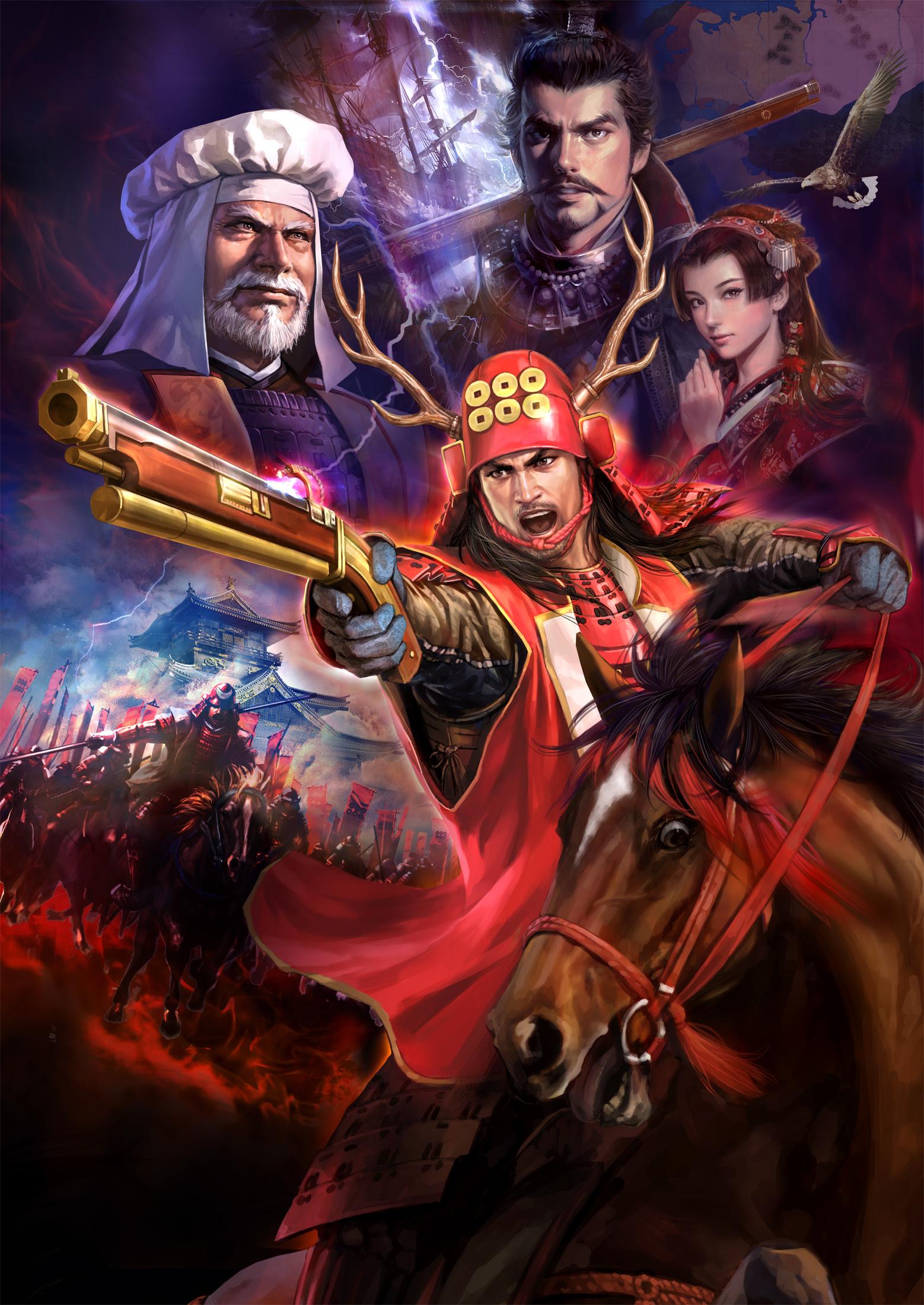 Nobunaga's Ambition: Sphere of Influence vám prověří mozkové závity v říjnu 128219