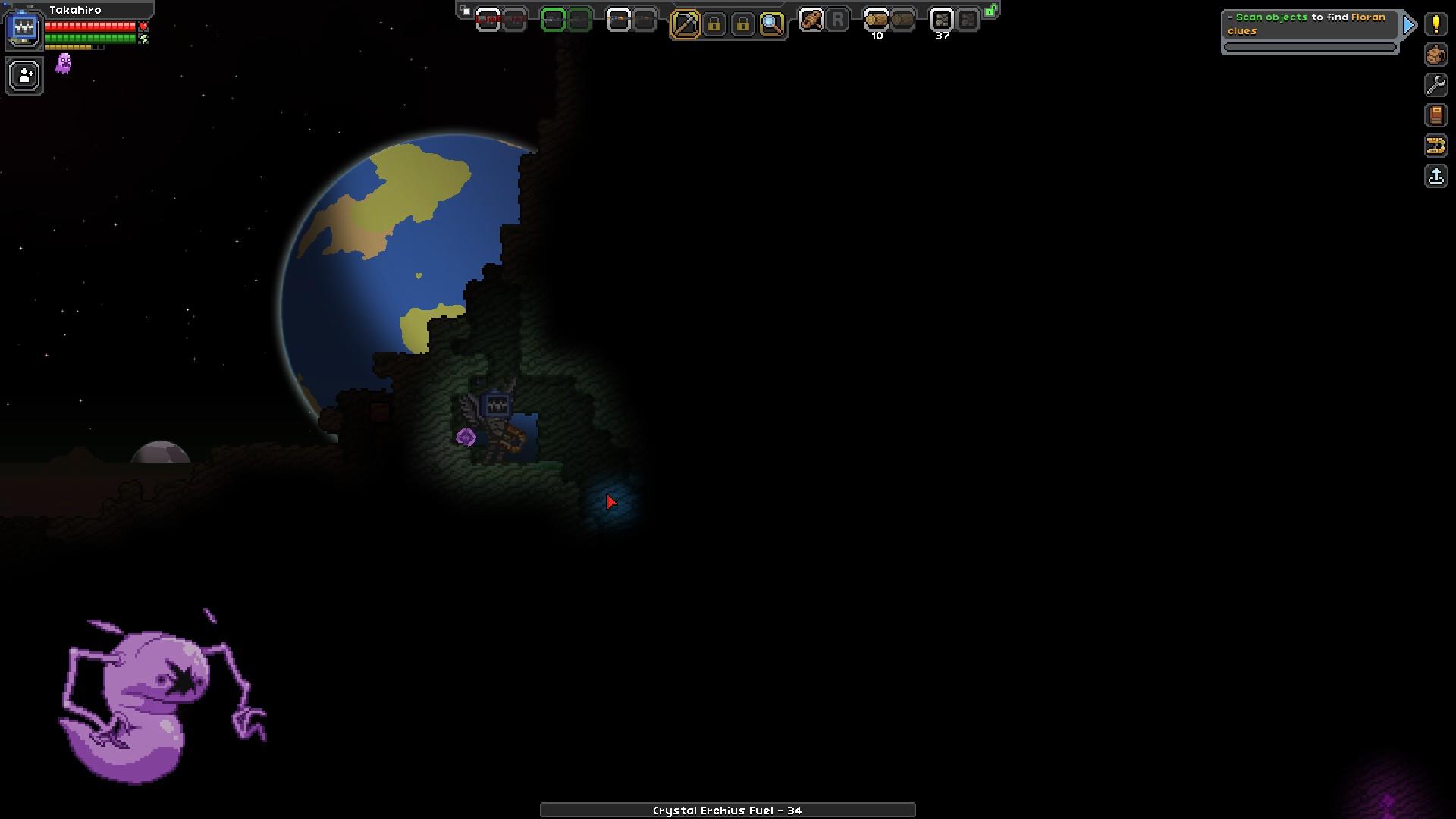 Nekonečný vesmír v akčním sandboxu Starbound 128242