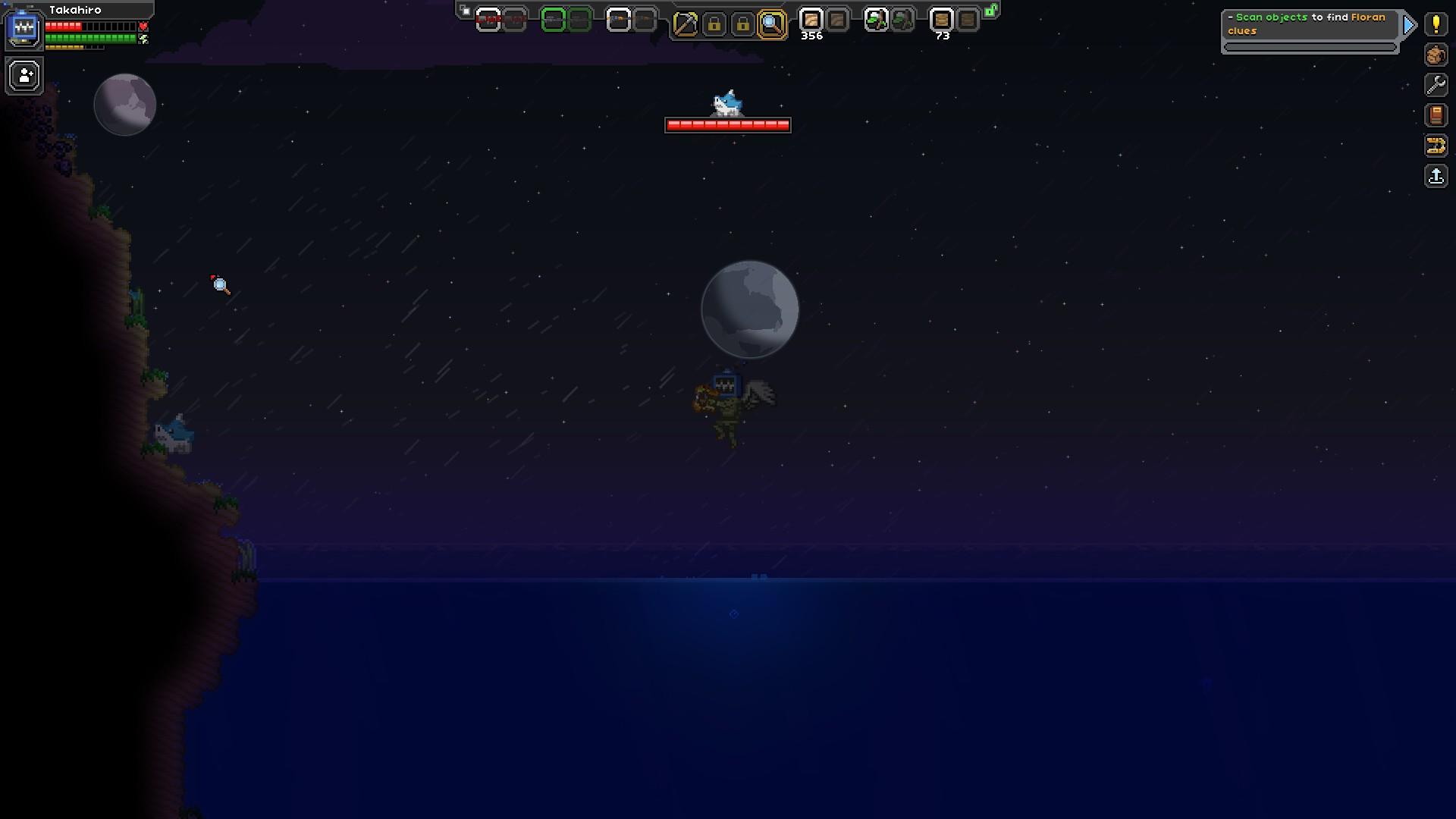 Nekonečný vesmír v akčním sandboxu Starbound 128245
