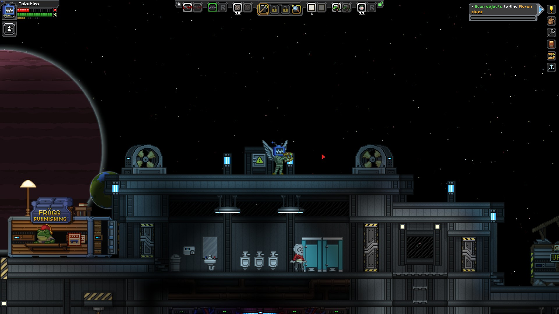 Nekonečný vesmír v akčním sandboxu Starbound 128249