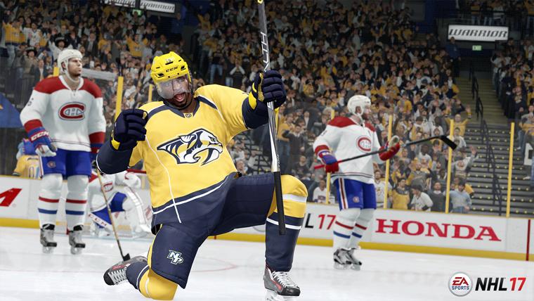 NHL 17 představuje mód Organizace 128266