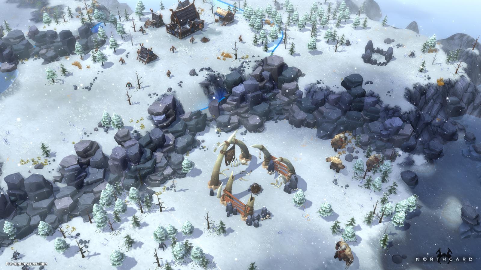 Strategie Northgard od autorů Evoland o severské mytologii 128284