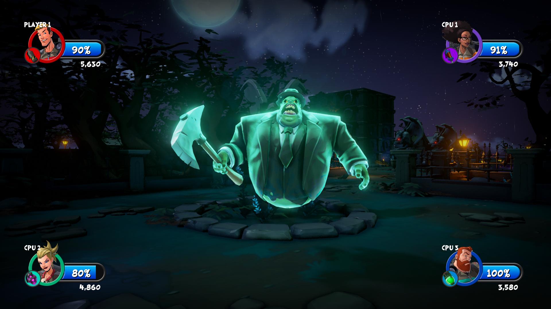 Ghostbusters – nudné krocení duchů 128335