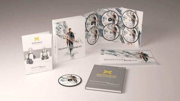 Quantum Break přeci jen vyjde na Steamu, k dispozici bude i krabicová sběratelka 128351