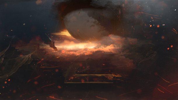 Ohnivé koncepty z Destiny 2 128357
