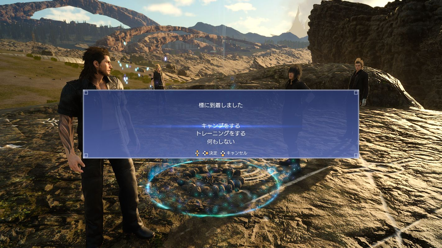 Výbava a bydlení ve Final Fantasy XV 128396
