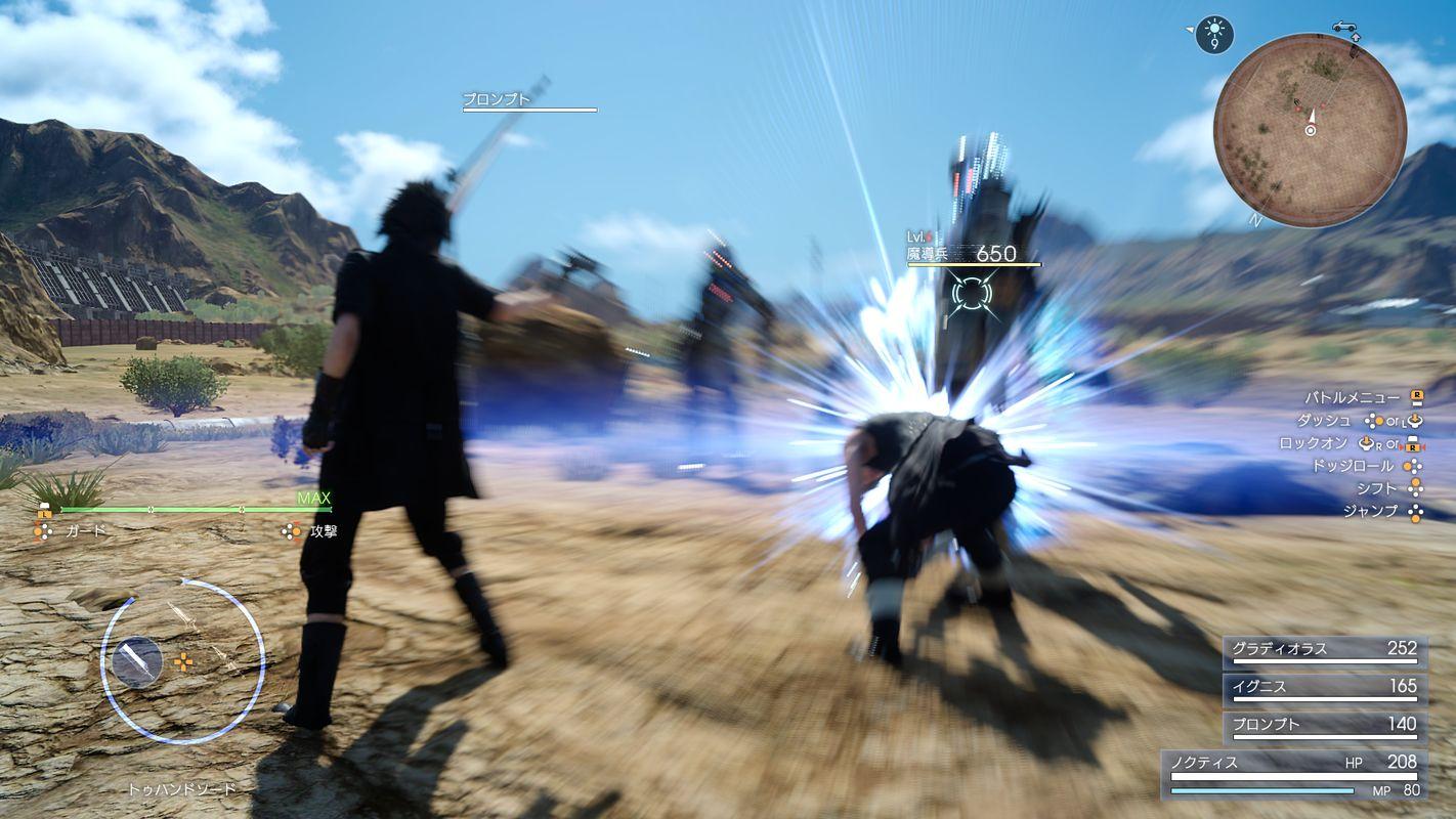 Výbava a bydlení ve Final Fantasy XV 128398
