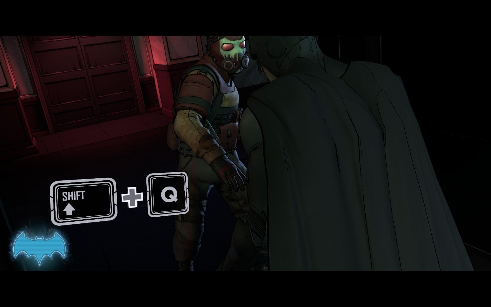 Batman: Realm of Shadows - slabý a slabě optimalizovaný rozjezd 128421