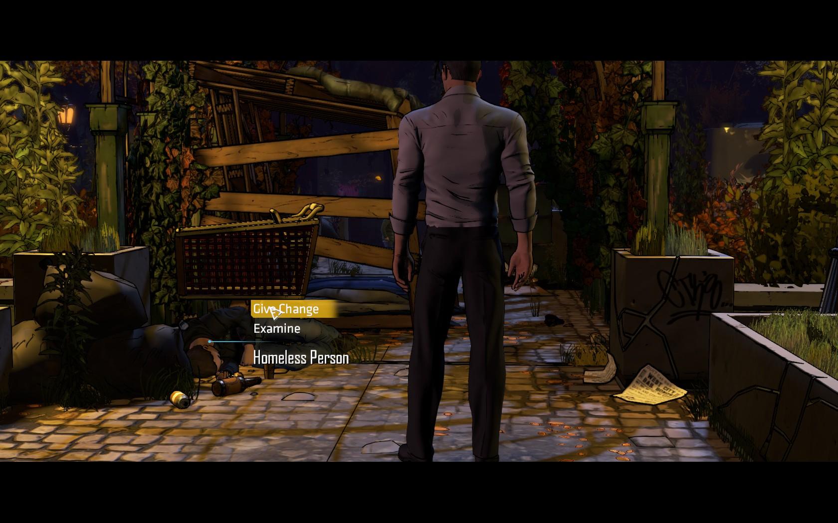 Batman: Realm of Shadows - slabý a slabě optimalizovaný rozjezd 128423