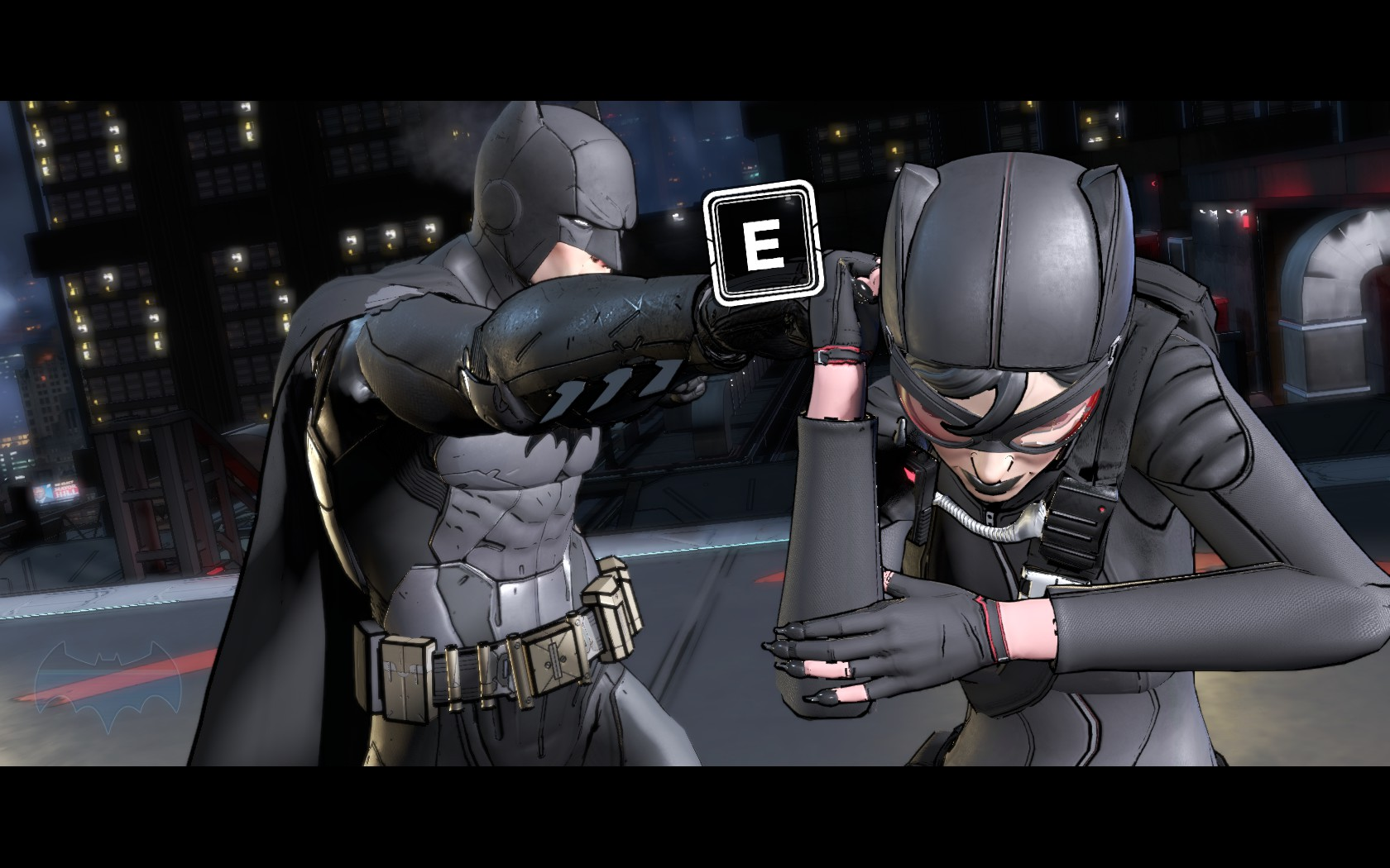 Batman: Realm of Shadows - slabý a slabě optimalizovaný rozjezd 128424