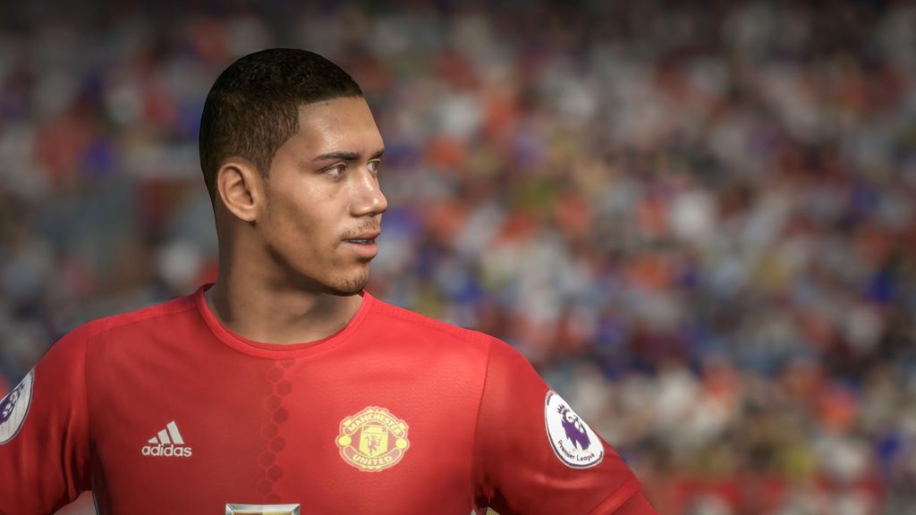 Hvězdy Manchesteru United ve FIFA 17 128427