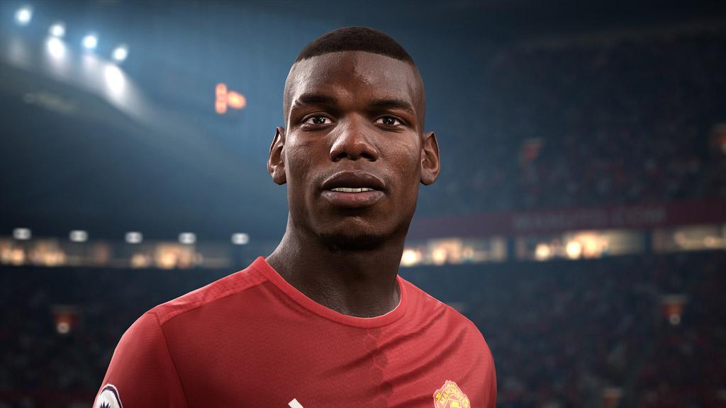Hvězdy Manchesteru United ve FIFA 17 128428