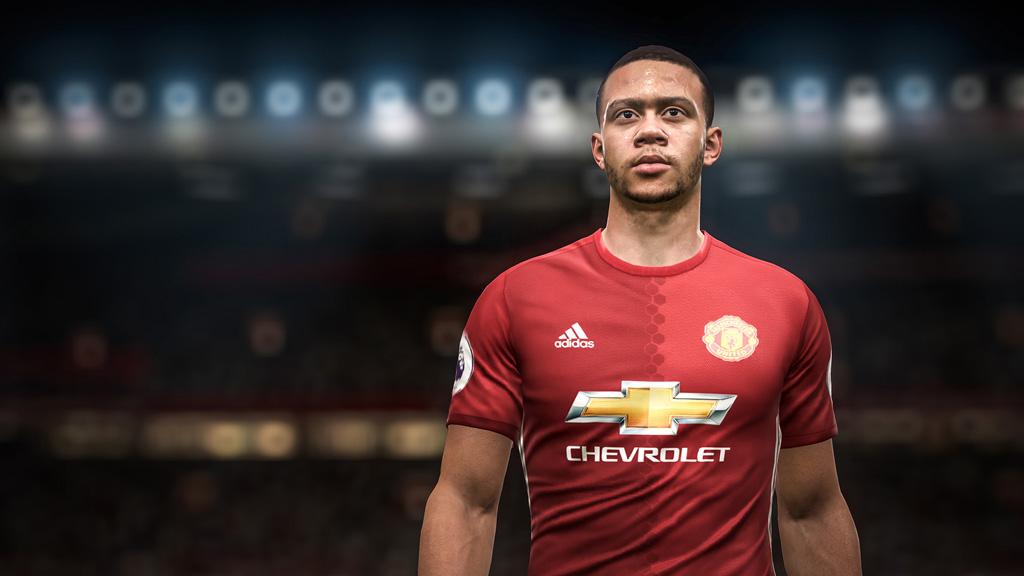 Hvězdy Manchesteru United ve FIFA 17 128430