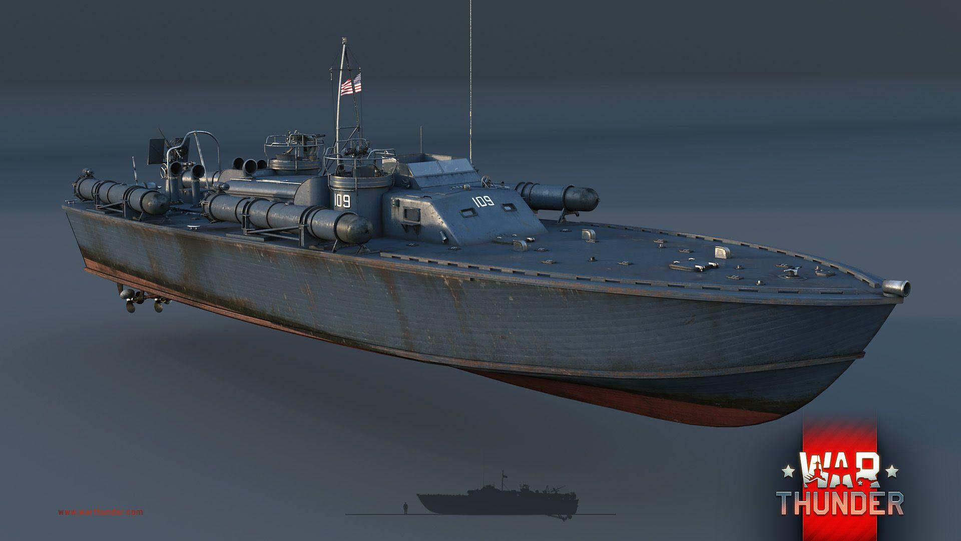 Ve War Thunder budou námořní bitvy 128444