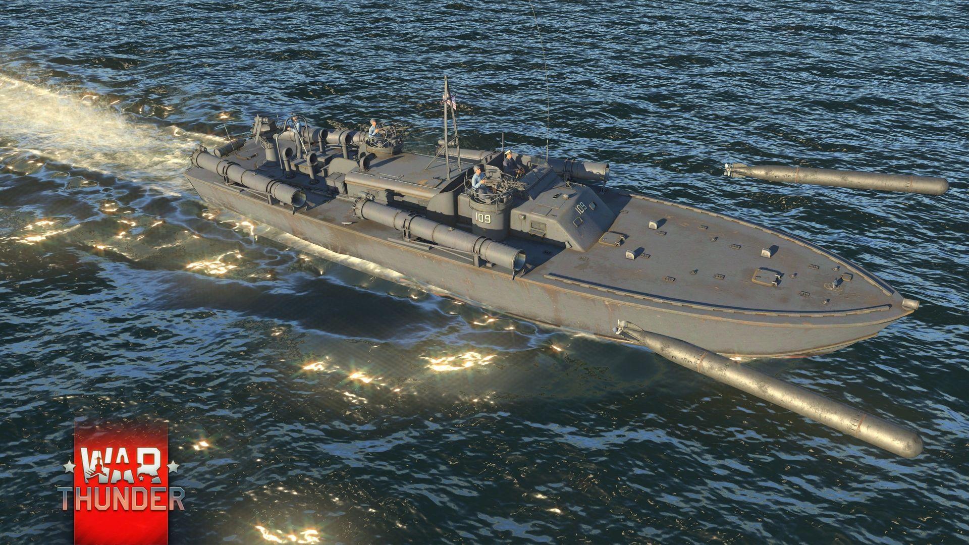 Ve War Thunder budou námořní bitvy 128445