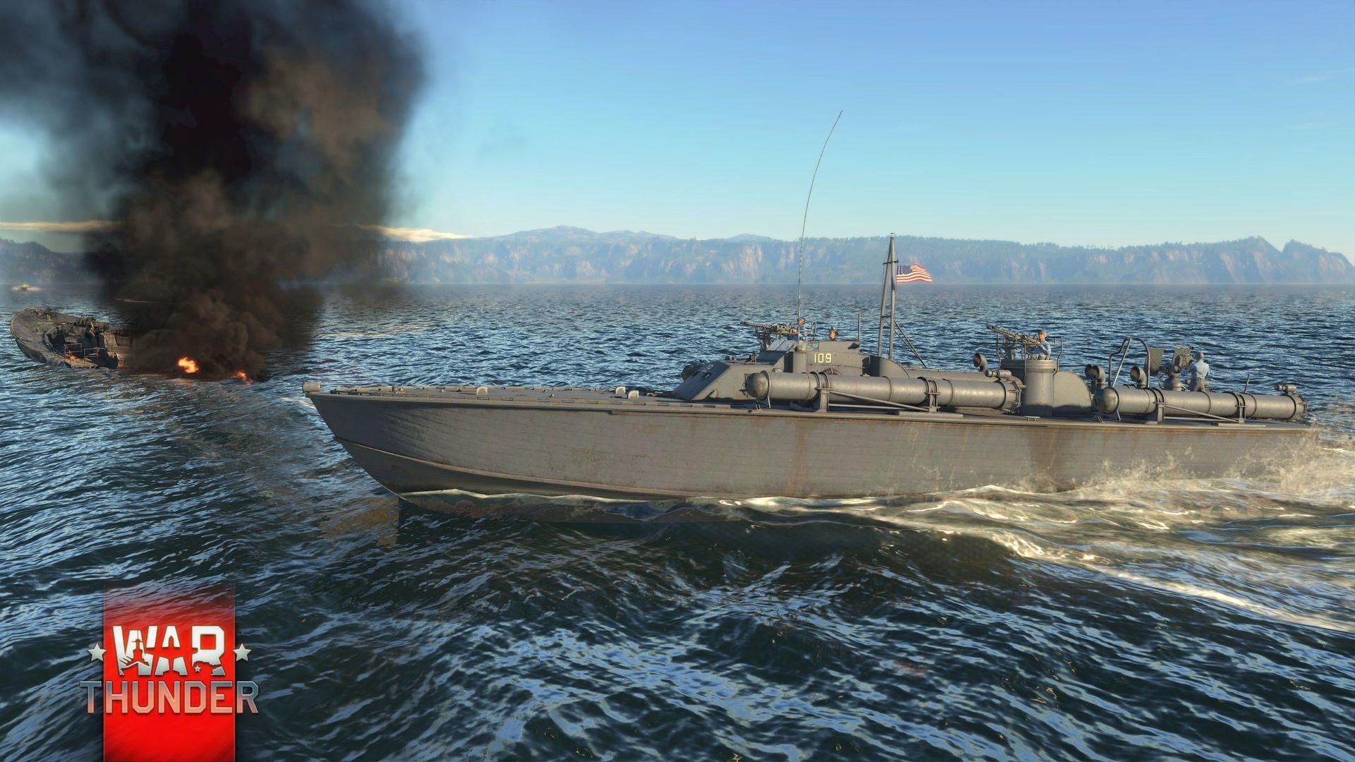 Ve War Thunder budou námořní bitvy 128446