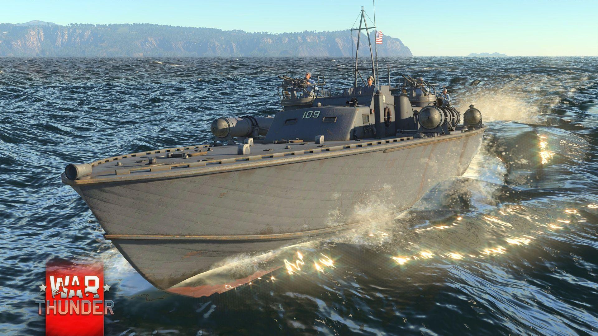 Ve War Thunder budou námořní bitvy 128447