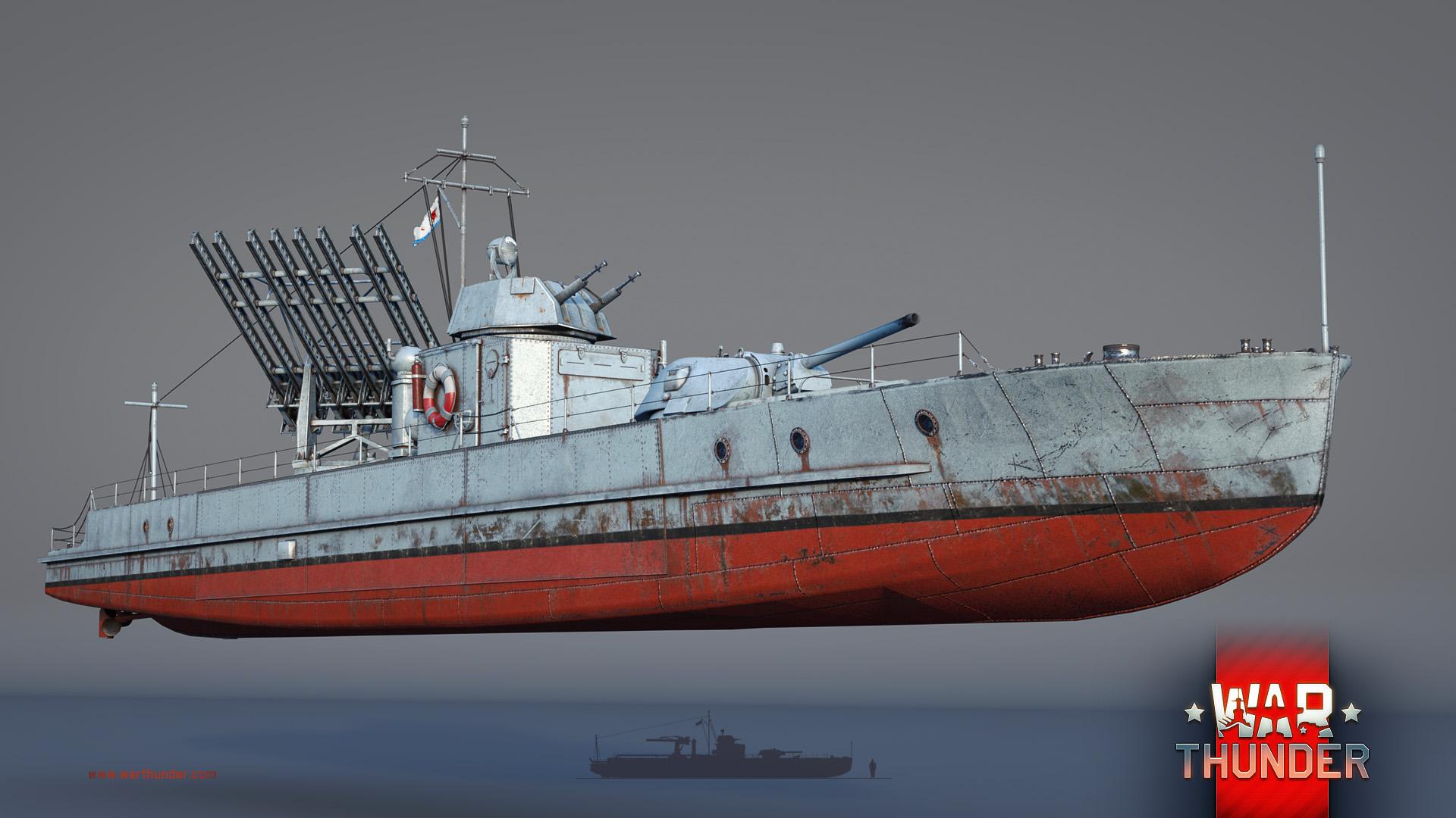 Ve War Thunder budou námořní bitvy 128448