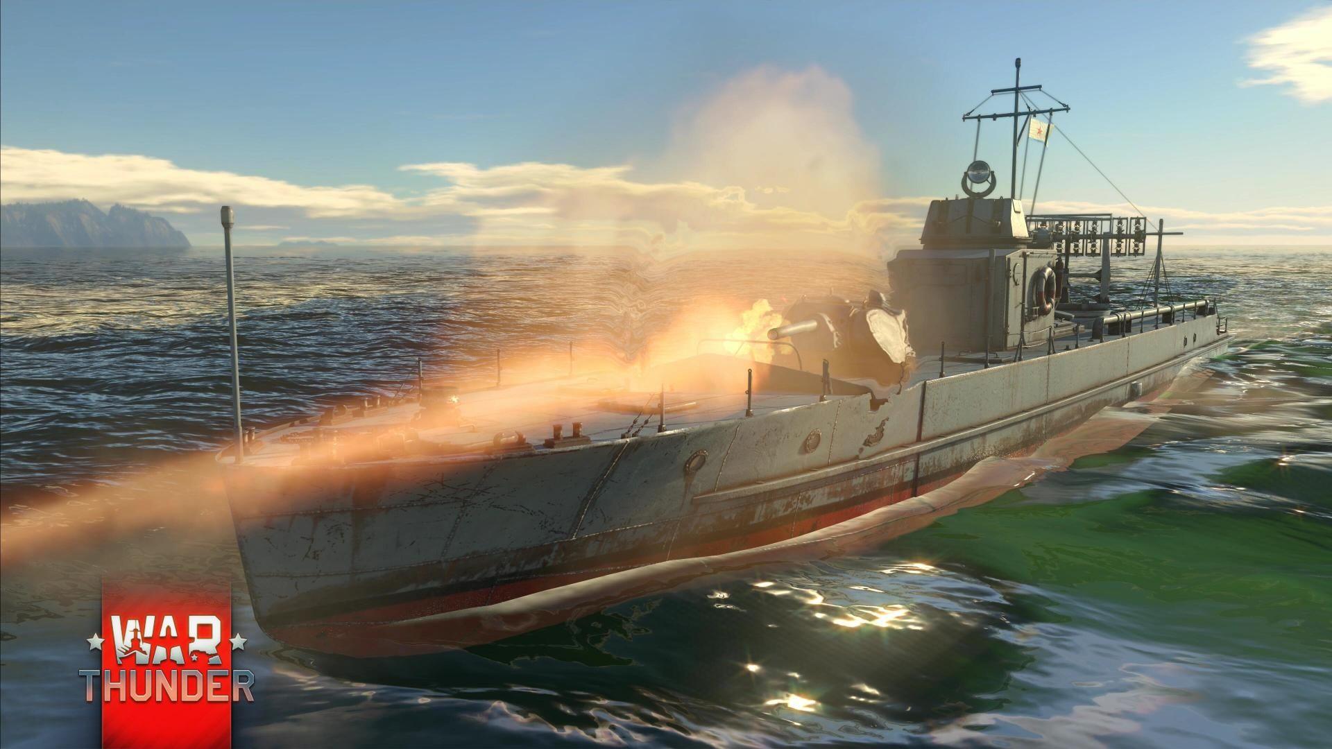 Ve War Thunder budou námořní bitvy 128449