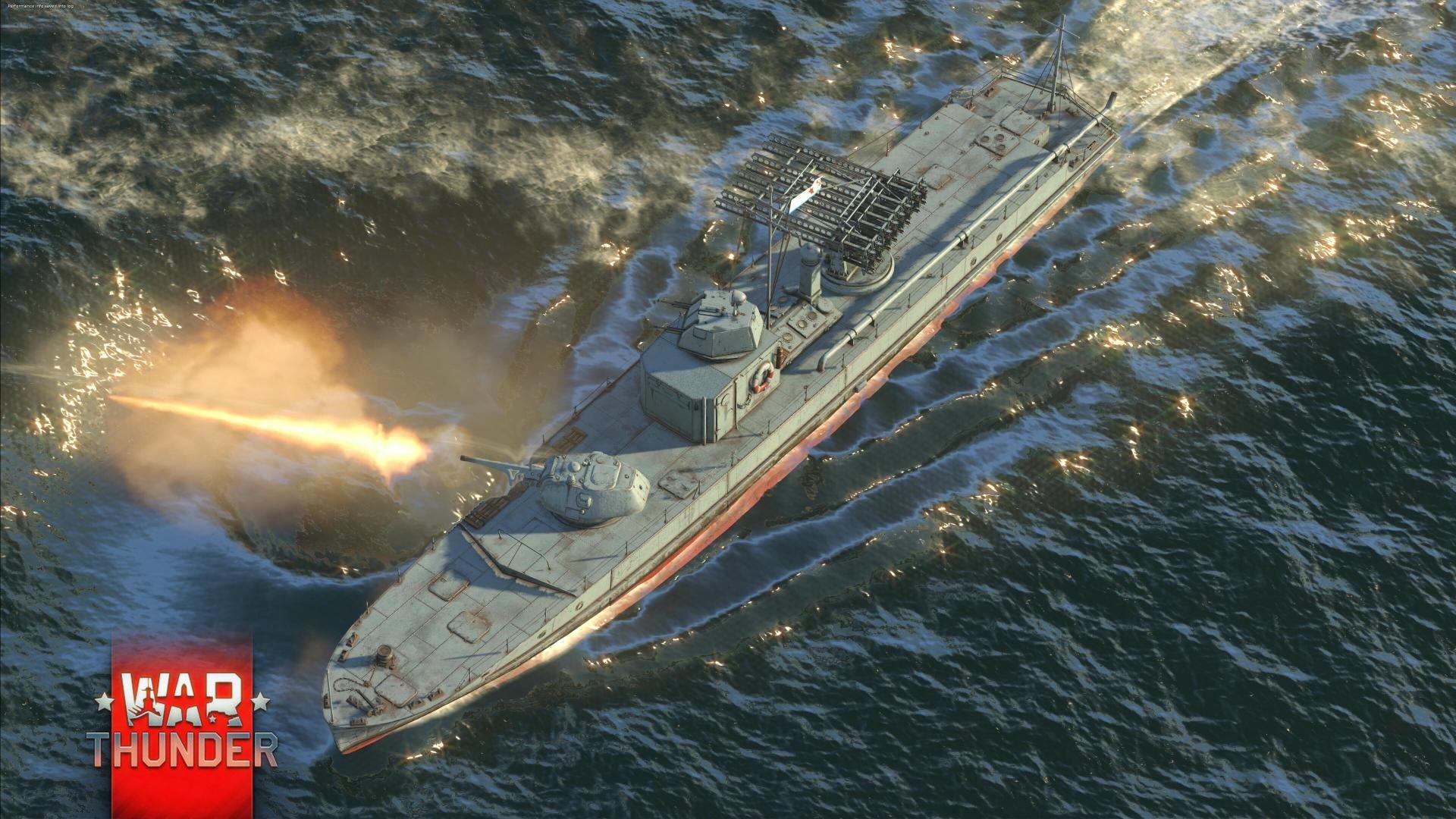 Ve War Thunder budou námořní bitvy 128450