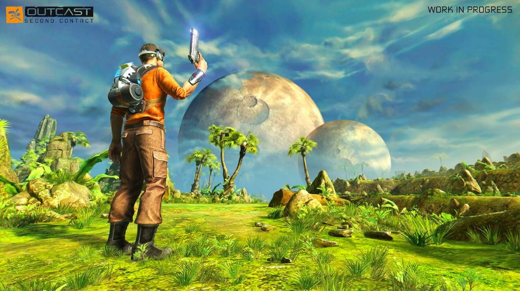 Remake Outcastu vyjde v březnu příštího roku na PC, PS4 a Xbox One 128592