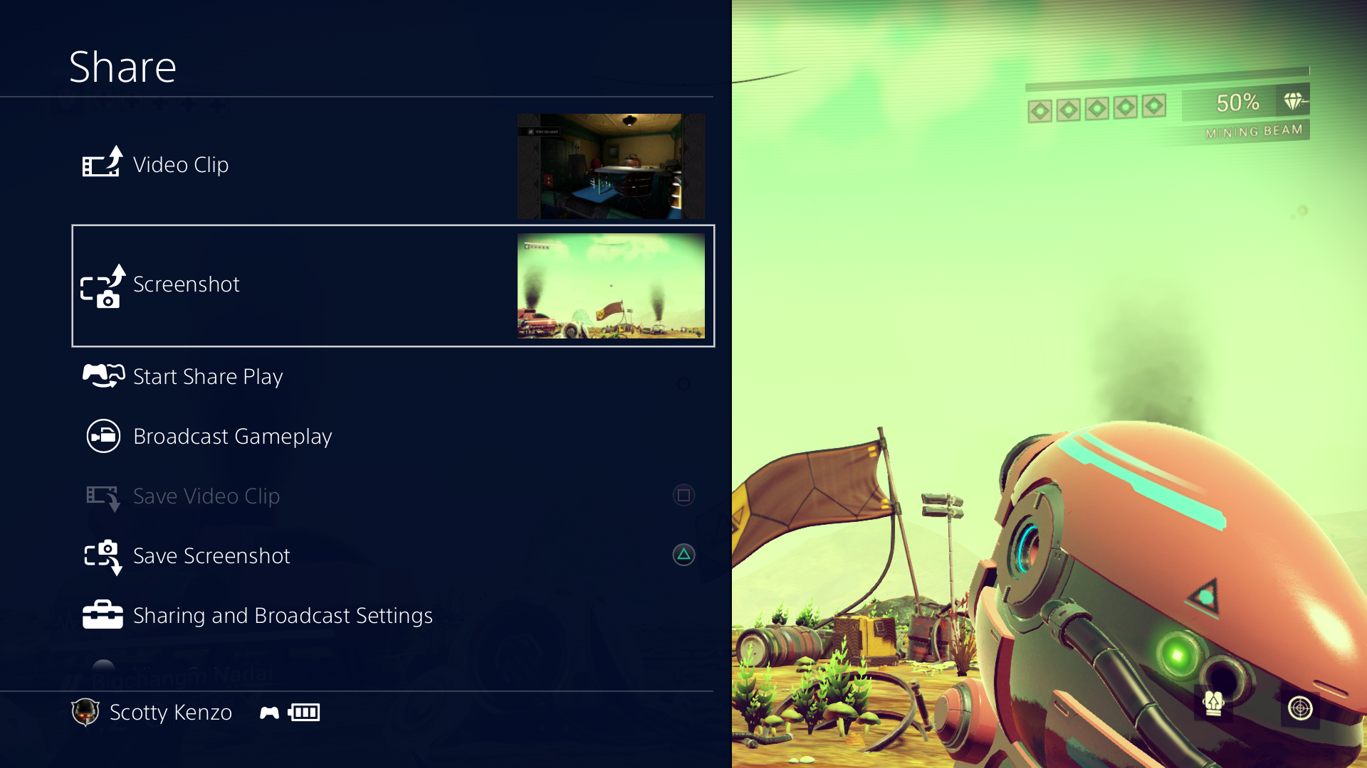 PlayStation 4 update 4.00 nabídne lepší Share menu a zpřehlední knihovnu 128623