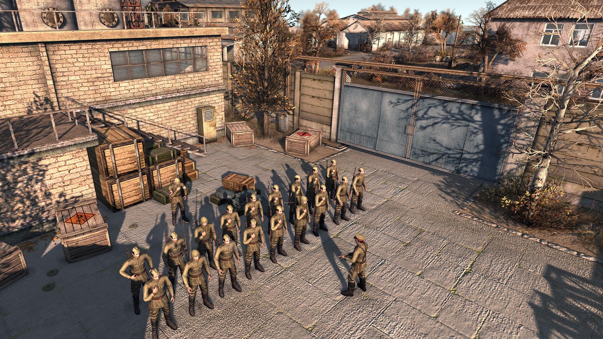 Assault Squad 2: Men of War Origins dorazí 25. srpna 128636