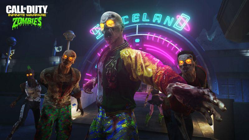 Masakr zombíků v zábavním parku v Call of Duty: Infinite Warfare 128646