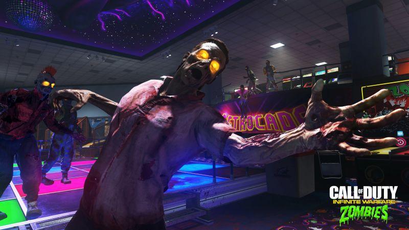 Masakr zombíků v zábavním parku v Call of Duty: Infinite Warfare 128648